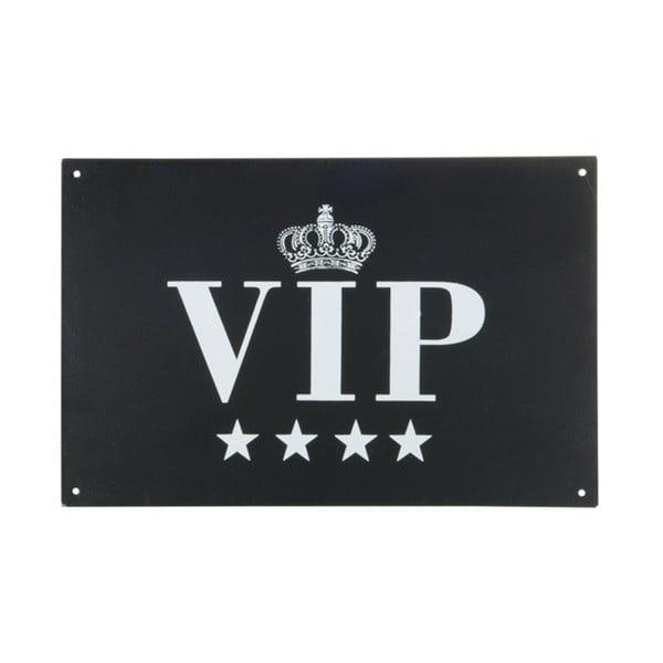 Nástenná plaketa VIP, 26x17 cm