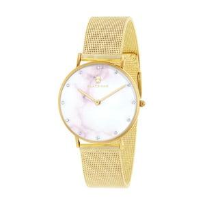 Zlaté dámske hodinky Black Oak Marble