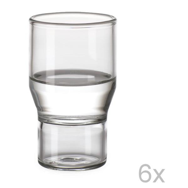 Sada 6 sklenic Universal
