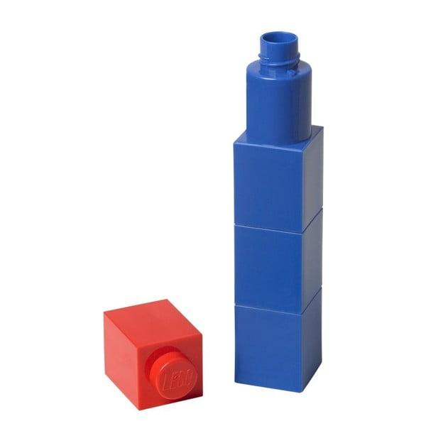 Fľaša LEGO® Drink, modrá