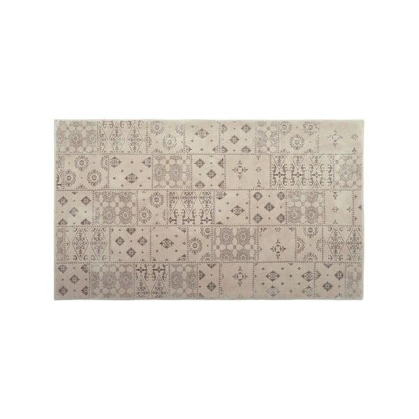 Koberec Mosaic 80x150 cm, béžový