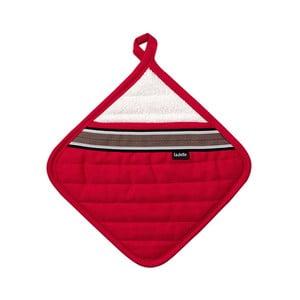 Červená podložka pod horúce nádoby Ladelle Professional Series