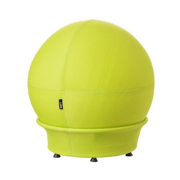 Detská sedacia lopta Frozen Ball Lime Punch, 45 cm