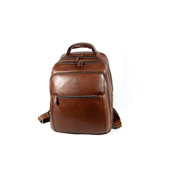 Kožený batoh Santo Croce 108629 Dark Brown