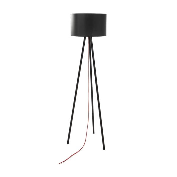Stojacia lampa Tom Black