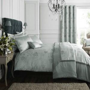 Obliečky na manželskú posteľ Les Sites de Paris Duck Egg, 200x200 cm