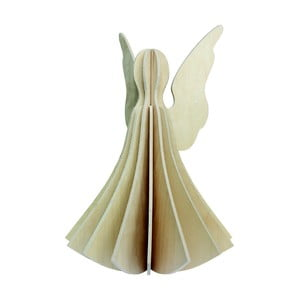 Skladacia dekorácia Lovi Angel Natural