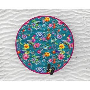 Plážová osuška Melli Mello Trisia, Ø150 cm
