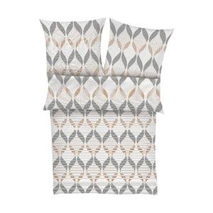 Obliečky Flannel Zig, 140x200cm