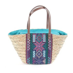 Plážová taška Boho Blue
