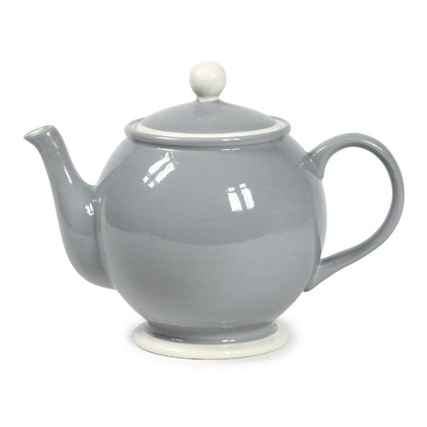 Kanvica na čaj Puck, 1,65 litra, sivá