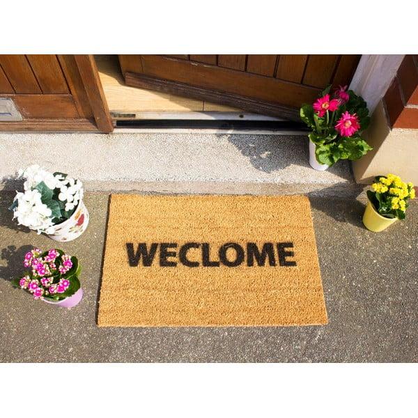 Rohožka Artsy Doormats Weclome Funny, 40x60cm