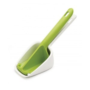Pretláčač na zemiaky Scoop Ricer, zelený