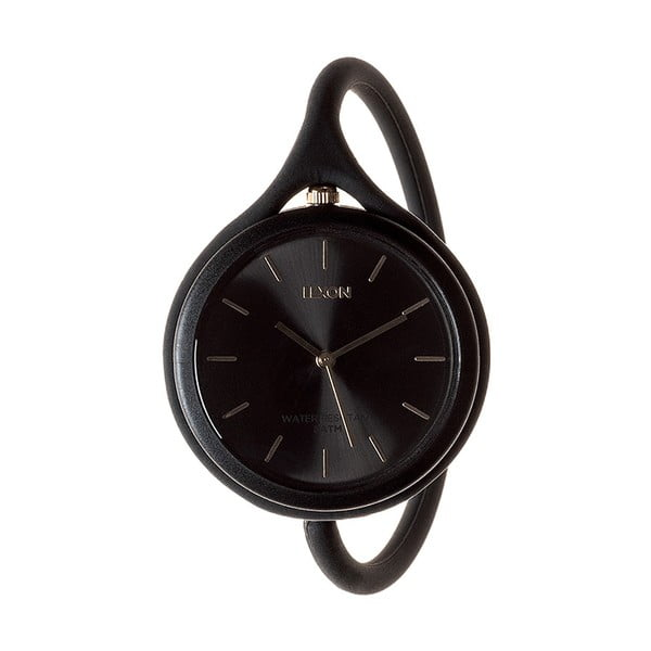 Hodinky Take Time XL, čierne