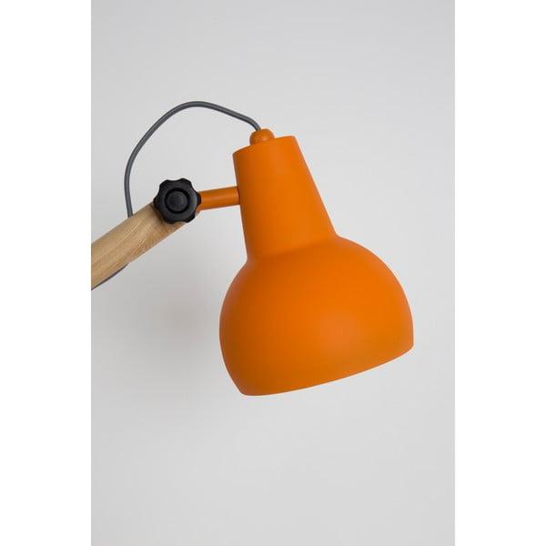 Stolná lampa Study Orange