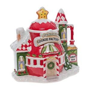 Keramická dóza InArt Candy House M