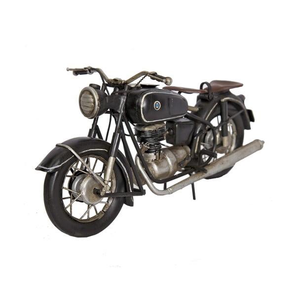 Dekoratívna motorka Antic Line Noire