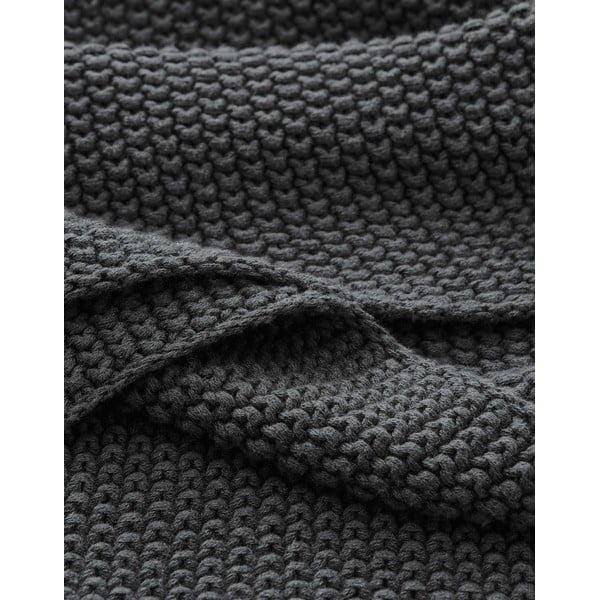 Pléd Marc O'Polo Nordic, 130x170 cm, sivý