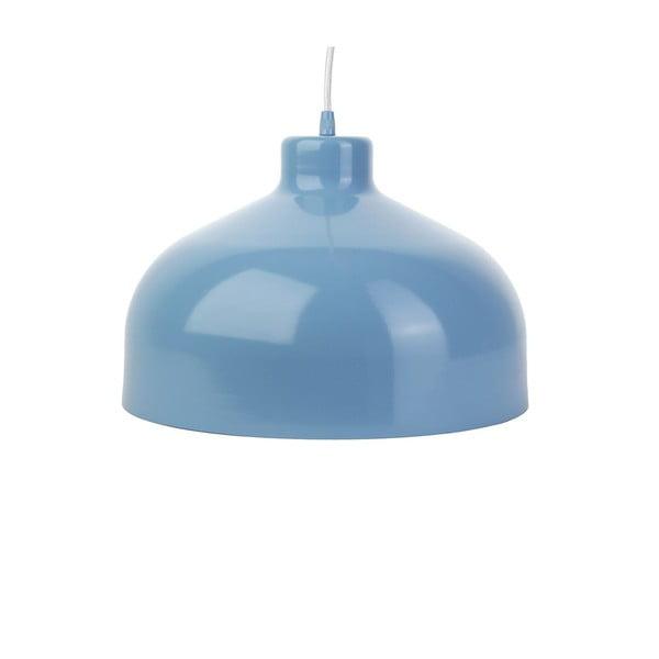Modré stropné svetlo Loft You B&B, 22 cm