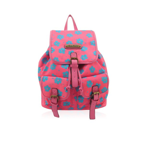 Batoh Anna Smith A4097DF Pink and Blue