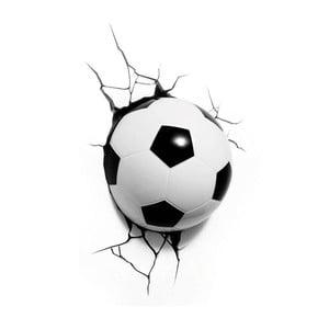 Nástenné svetlo s nálepkou Tnet Soccer