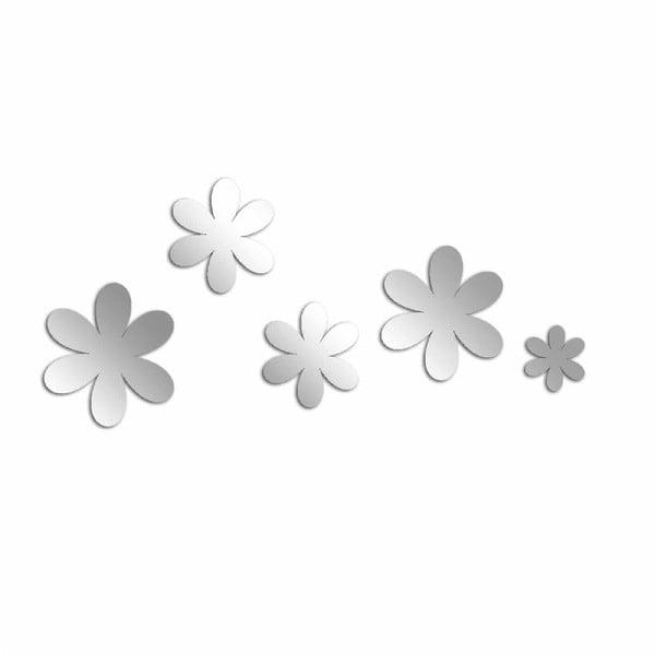 Dekoratívne zrkadlo Flower Power