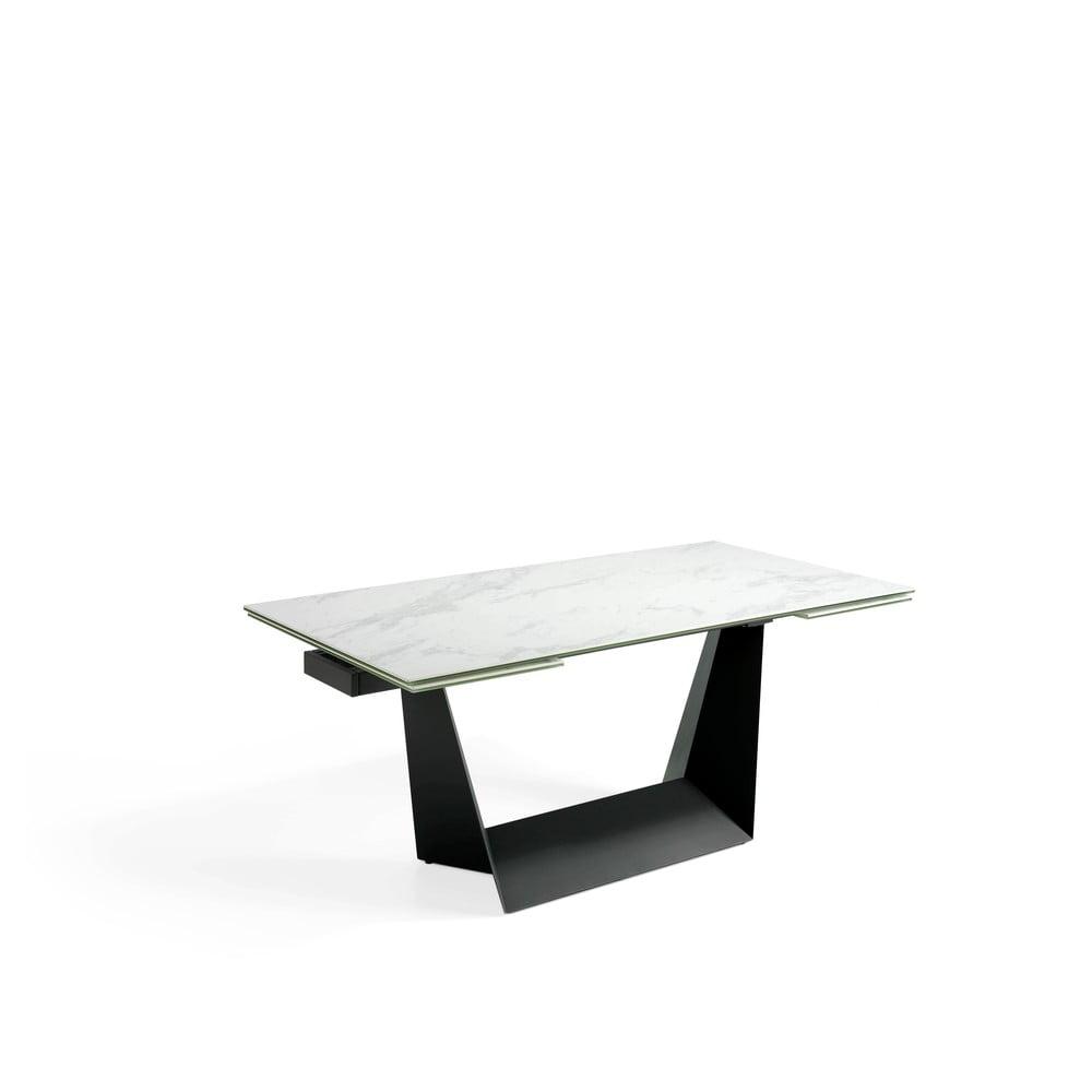 Rozkladací jedálenský stôl s bielou doskou Ángel Cerdá Marabelle