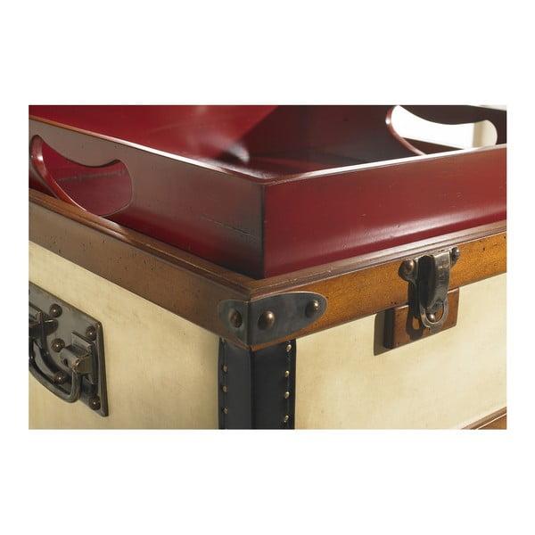 Odkladací stolík Polo Club