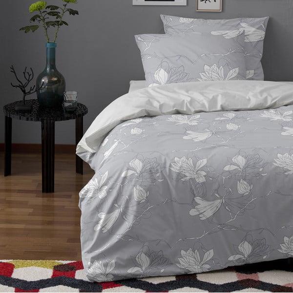Obliečky Blomstra Grey, 140x200 cm