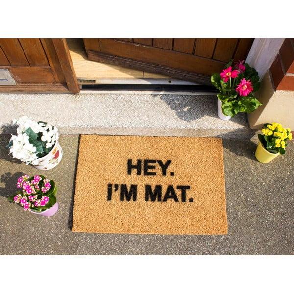 Rohožka Artsy Doormats I'm Mat, 40x60cm