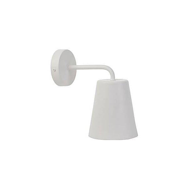 Biele nástenné svetlo Loft You Pot