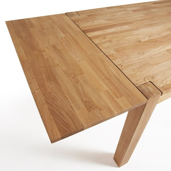 Rozkladací jedálenský stôl Indra, 180-260cm