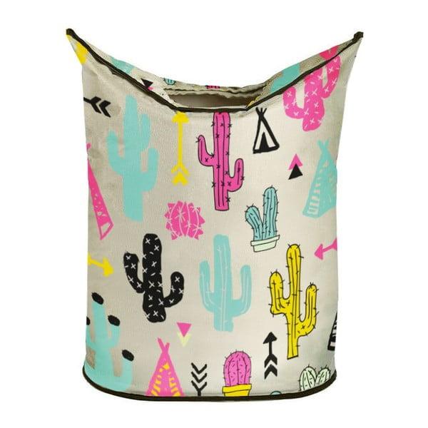 Kôš na bielizeň Cactus And Teepee