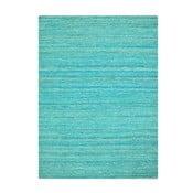 Ručne  tkaný koberec Sari Silk Aqua, 150x240 cm