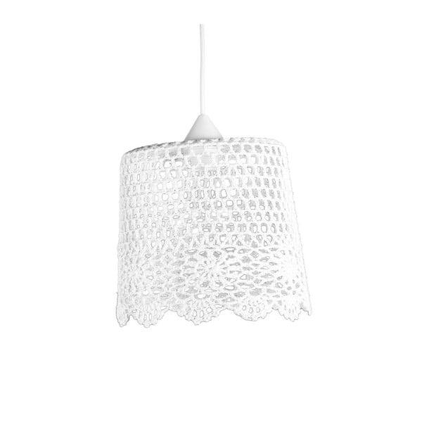 Stropné svetlo Mauro Ferretti Cotton Lace, 27 cm