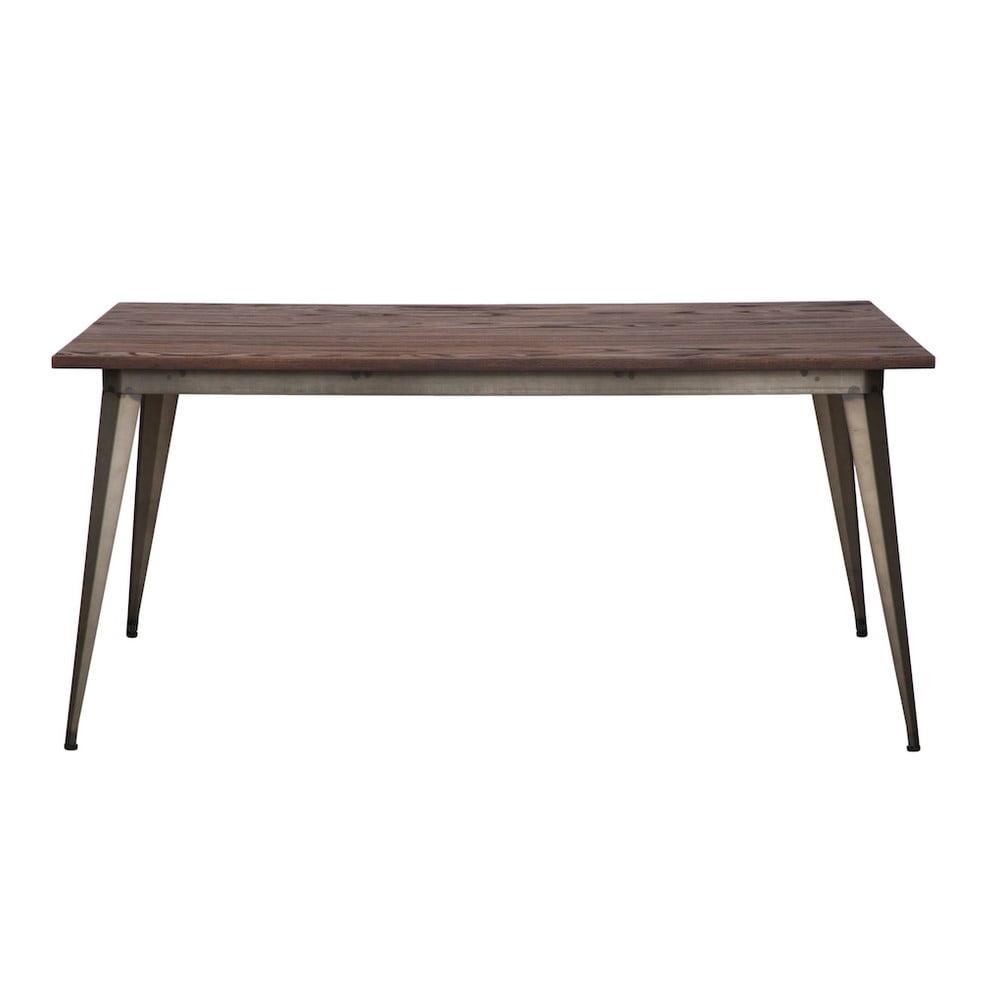 Jedálenský stôl Mauro Ferretti Detroit, 160 × 75 cm