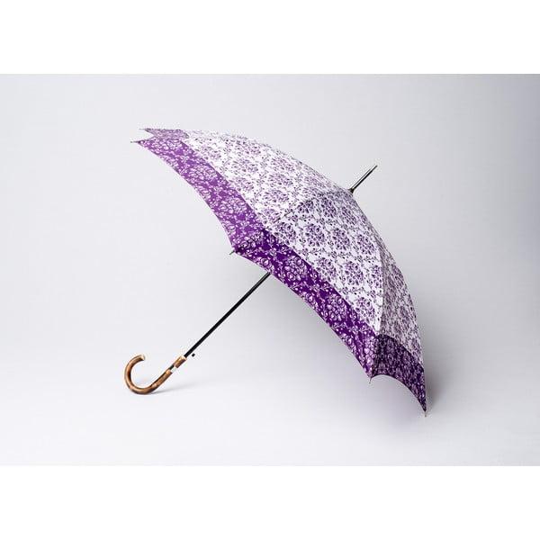 Dáždnik Damask, fialový