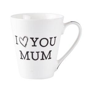Porcelánový hrnček KJ Collection Love Mum