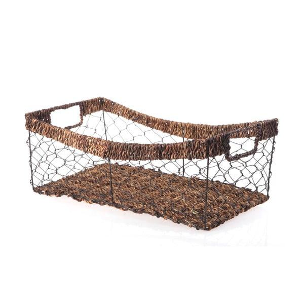 Prútený košík Wicker, 42 cm
