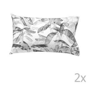 Sada 2 bavlnených obliečok na vankúš Ethere Yelitza, 50×75 cm