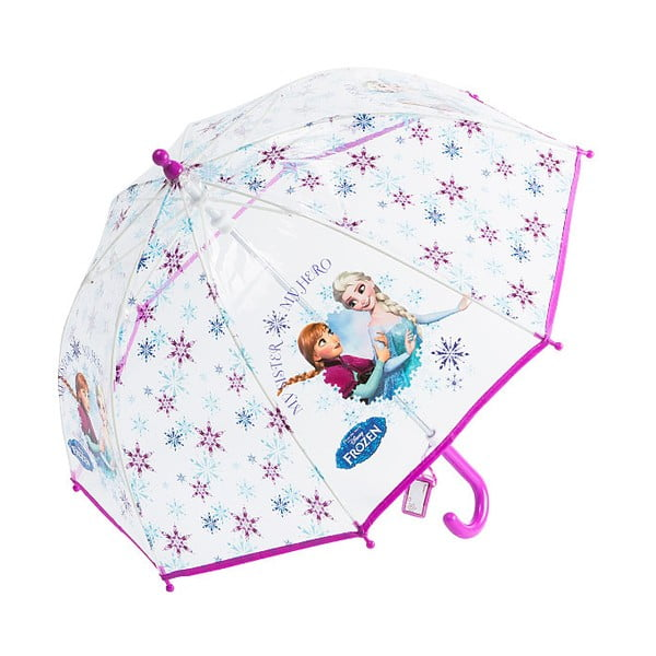 Detský dáždnik Frozen Cloche