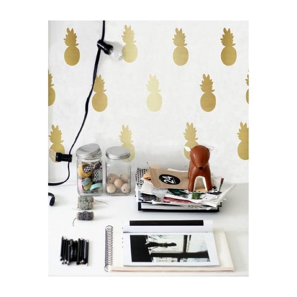 Samolepka na stenu Pineapple