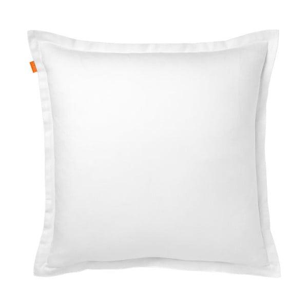 Biela obliečka na  vankúš HF Living Basic, 60 x 60 cm