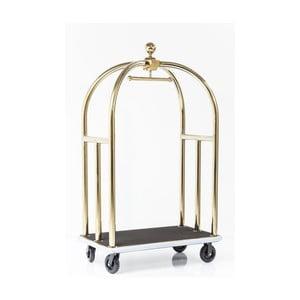 Stojan na oblečenie s konštrukciou v zlatej farbe Kare Design VIP Vegas
