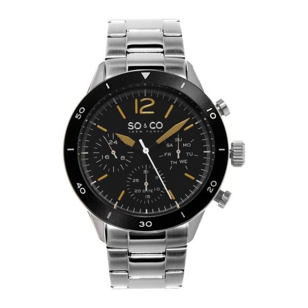 Pánske hodinky Yacht Star Black