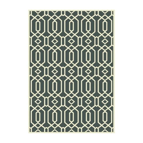 Vinylový koberec Rejilla Verde, 133x200 cm