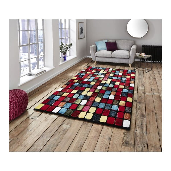Koberec Think Rugs Sunrise Square, 160 x 220 cm