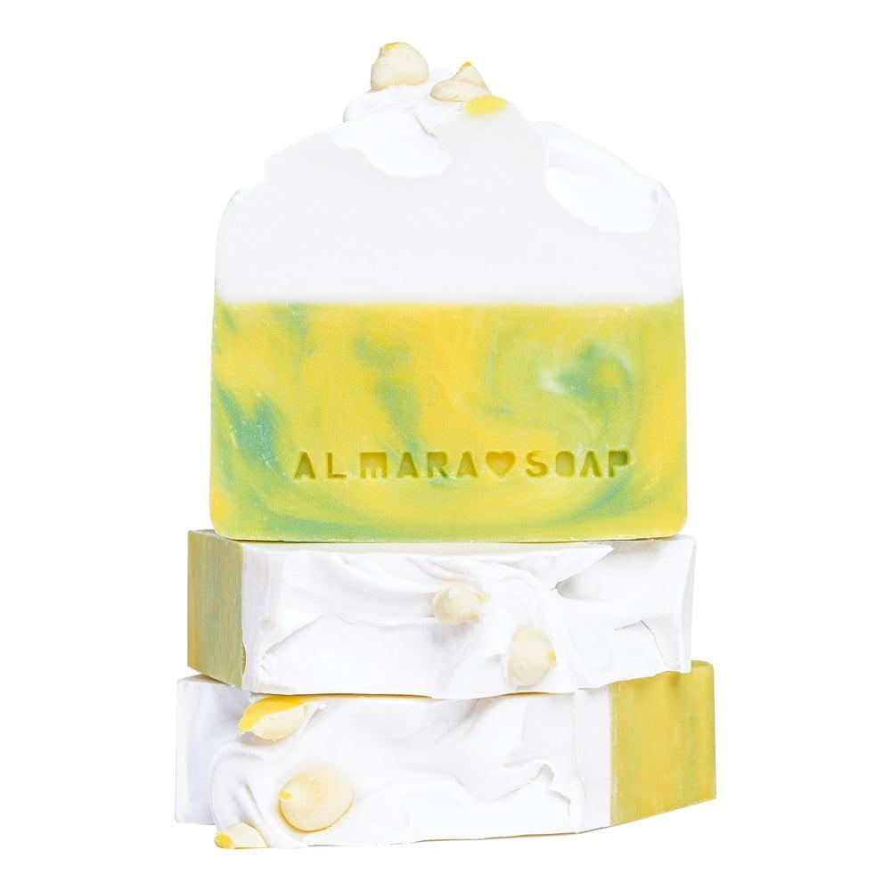 Ručne vyrábané mydlo Almara Soap Bitter Lemon