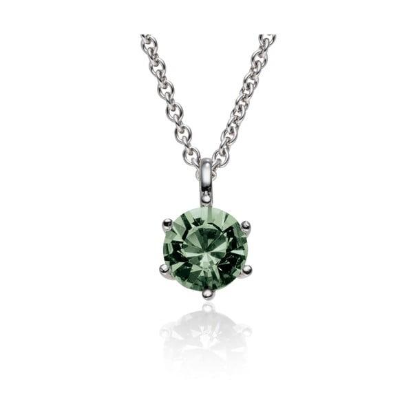 Sada náušnic a náhrdelníka so Swarovski Elements St.Francis Crystals