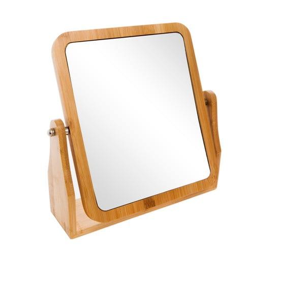 Stolové zrkadlo v bambusovom ráme Bambum Prince